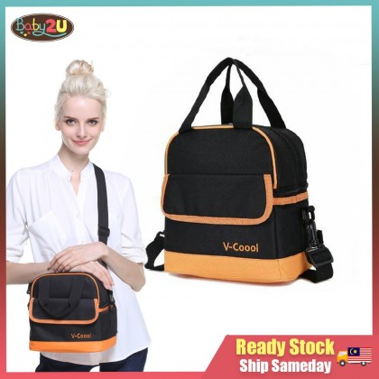 V-Coool Double Deck Cooler Bag