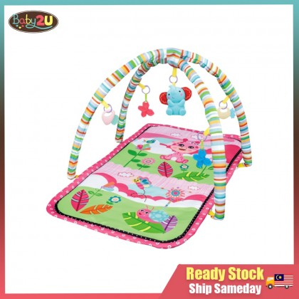 Baby Music Crawling Playmat